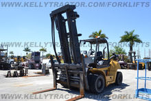 Used 2007 Cat Forkli