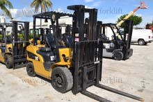 2013 Cat Forklifts PD6000