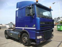 1998 DAF XF 380 EURO2