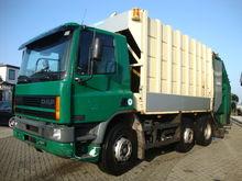 1999 DAF daf75 250pk 6x2 vuilni