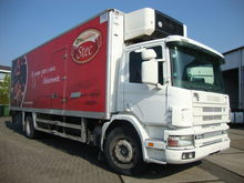 1998 SCANIA 94-260 carrier