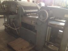 1962 Bobst SP900 - 190T