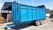 2010 Other Evans 12T Silage Tra