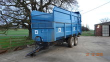 Used Other Silage Tr
