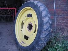 Michelin Row Crop Wheels