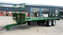 2013 Bailey Flat 10 ton