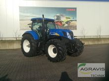 2010 New Holland T 7050 Auto Co