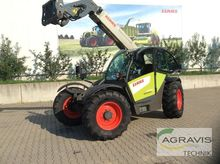 2010 Claas Scorpion 6030