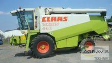 1996 Claas Lexion 440