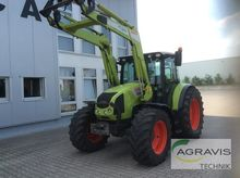 2010 Claas Arion 420 CIS