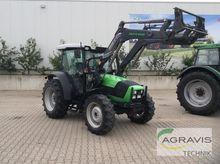 2012 Deutz-Fahr Agrofarm 420