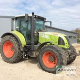 2008 Claas Arion 640 CIS