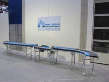 2010 Roller Conveyor with packi