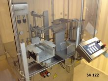 2000 Inova Optima Syringes fill