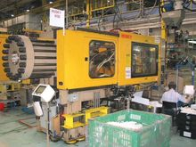 Husky 440 ton Injection Molding