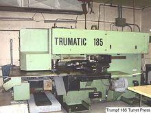 1985 20 ton Trumpf Trumatic 185