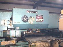 1981 55 ton Amada Coma 555 CNC