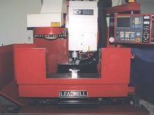 Leadwell MCV550D CNC VMC (1990)