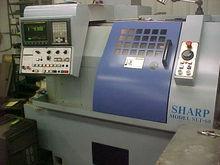 "2005 6"" chuck Sharp Model SLT60"