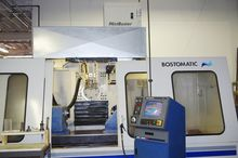 Bostomatic BD 605 5 Axis CNC Ve