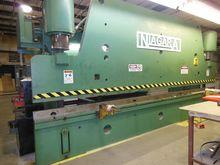Used 400 ton 16' Nia