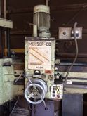 """1980 5' x 13"""" Meuser Model M50R"""