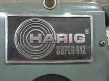 """Used 6"""" x 12"""" Harig"""