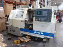 """1995 10"""" chuck Okuma Model LB-1"""