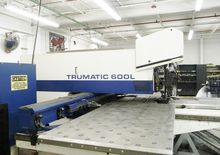 1997 Trumpf Trumatic 600L 25 To