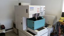 2000 Brother HS-50A CNC Wire Ty