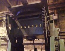 1970 Ransome 1200-P 120, 000 Lb