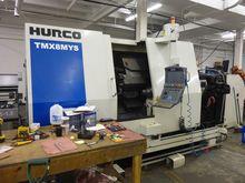 "2012 8"" Hurco Model TMX8MYS Sub"