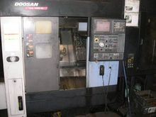 "2007 8"" chuck Doosan Model Lynx"