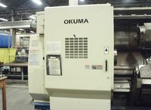 "1999 15"" chuck Okuma Model LU-3"