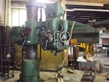 "5' x 15"" Carlton Radial Arm Dri"