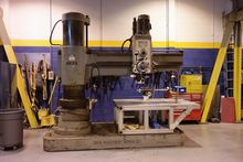 Ooya RE3-2000 Radial Arm Drill