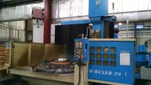 """2012 O-M Model Rexer 20 78"""" CNC"""
