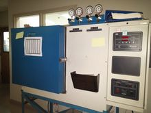 Tenney Model BTC Oven with Char