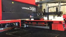 1995 33 ton Amada Model Vipros