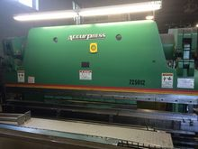 Used Accurpress 7250