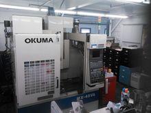 """1997 22"""" x 18"""" x 17"""" Okuma Mode"""