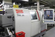 2003 Traub Model TNK 36 CNC Liv