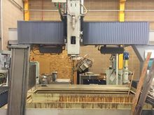 2006 Flow 7XSE-60 5 Axis CNC Sh