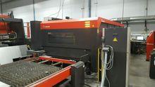 2011 4000 watt Amada Model F0 M