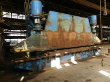 Used 750 ton x 20' D