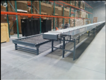 Used 110' Conveyor w