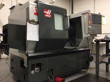 2014 Haas Model ST-10 2 Axis Sl