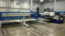 1998 25 ton Trumpf Model TC500