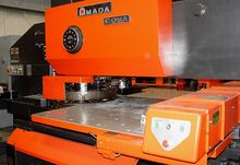Used 55 ton Amada Co