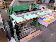 HOGENFORST perforating machine